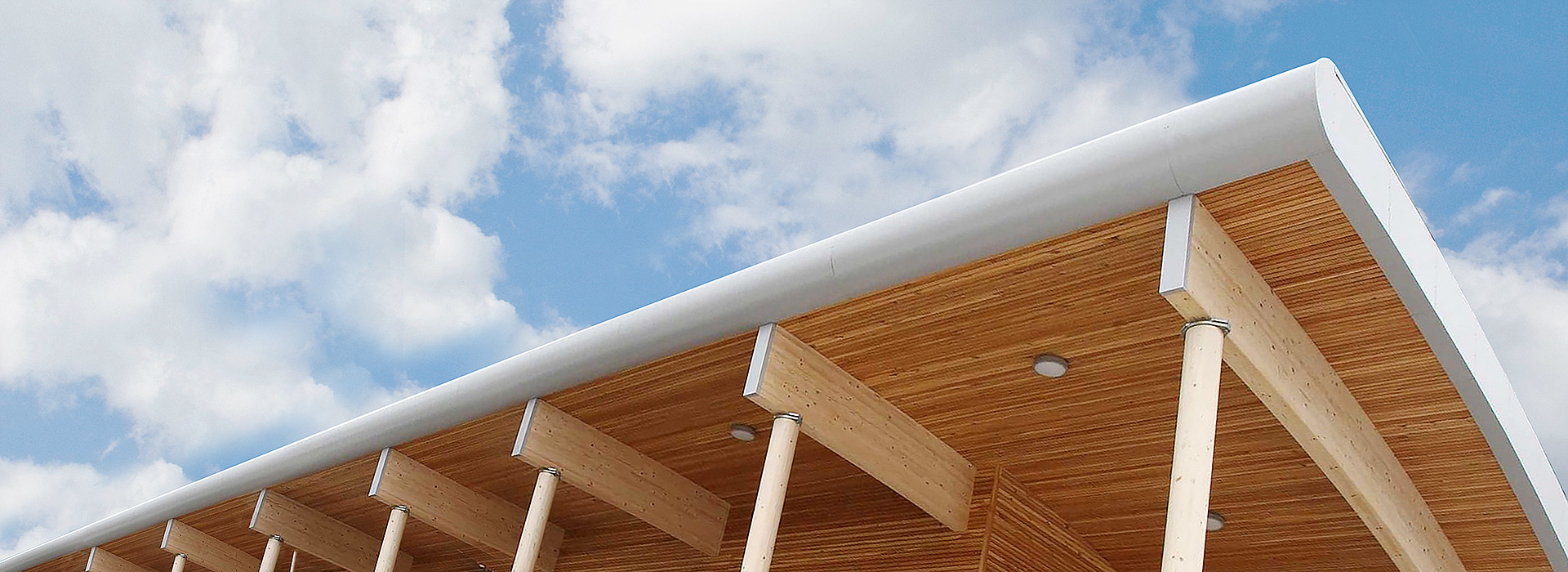 husk architectural bullnose fascia cladding park and ride