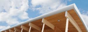 husk architectural bullnose fascia cladding park and ride