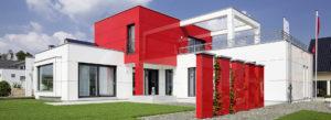 husk architectural aluminium rainscreen residential cladding