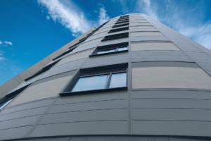 arrowhead aluminium cladding panels plymouth university