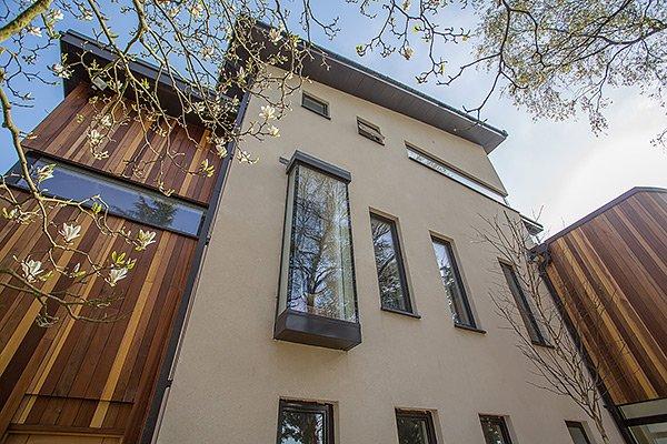Aluminium Cladding Rainscreen Facades Husk Architectural