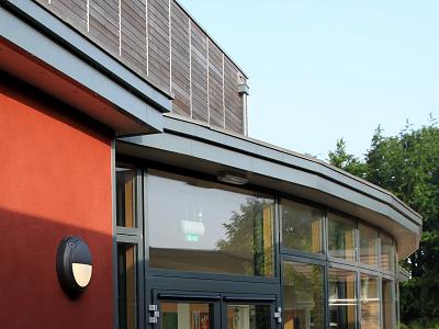 aluminium fascias roof cladding facade