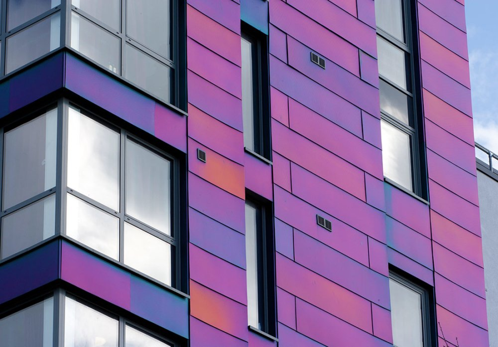 Aluminium Cladding Panels Nvelope Carrier Systems