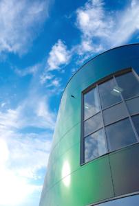 Rainscreen cladding specialist aluminium fabrications by Husk Architectural
