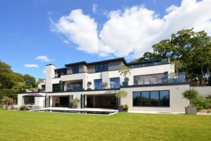 husk architectural aluminium facias, soffits and copings, westerly