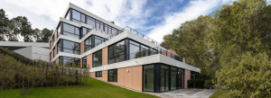 rainscreen fascia cladding aluminium husk architectural