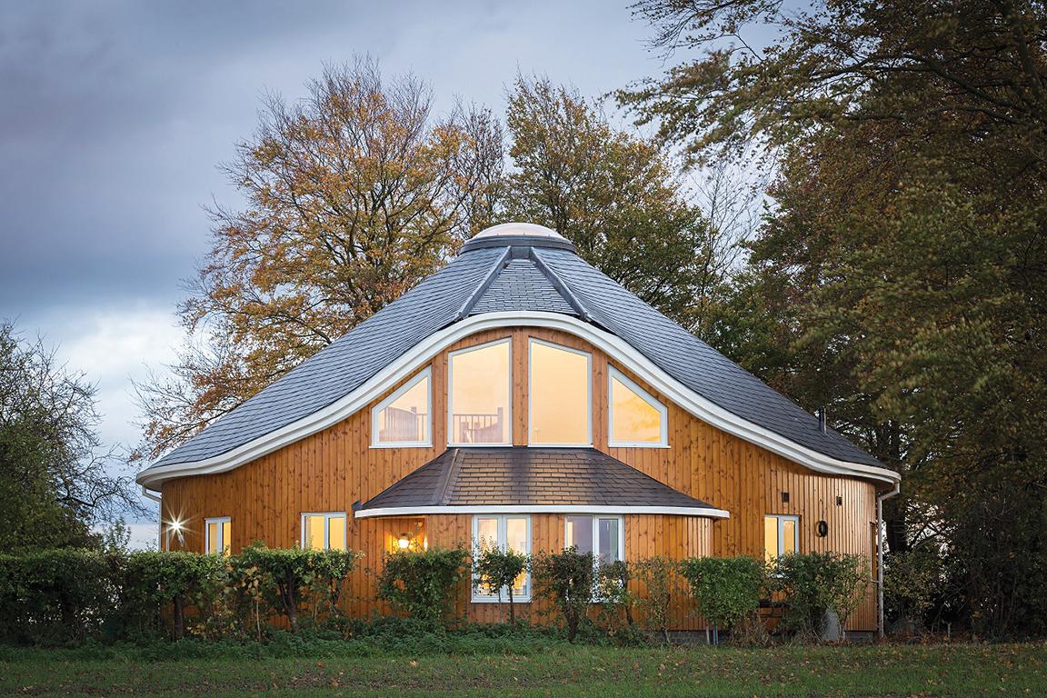 husk architectural aluminium curved fascia soffit sarek