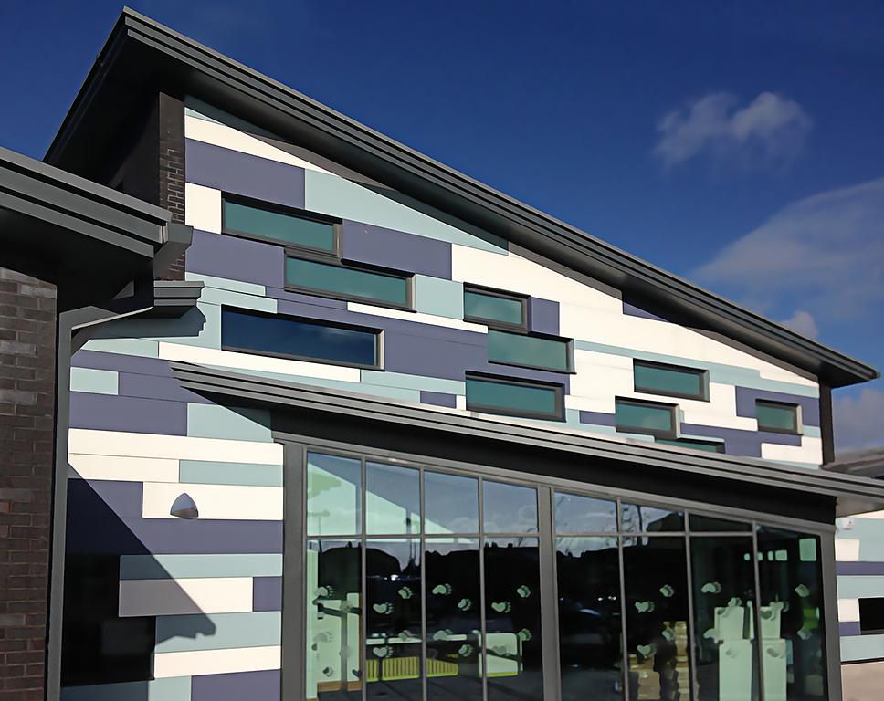 husk architecture aluminium soffits sandfields dawnus